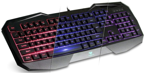 AULA SI-859 Backlit Gaming Keyboard