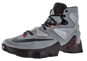 Nike Men's Lebron XIII Metallic Silver