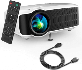 DBPOWER 120 ANSI LCD Video Projector